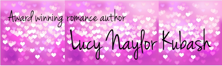 Award winning romance author Lucy Naylor Kubash