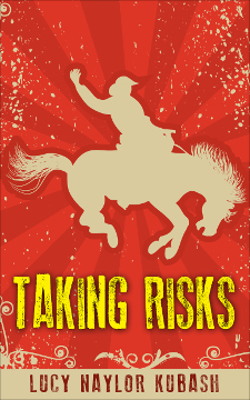 book cover Taking Risks by Lucy Naylor Kubash